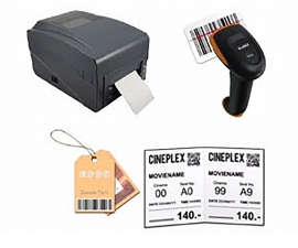 ระบบบาร์โค้ดและ RFID